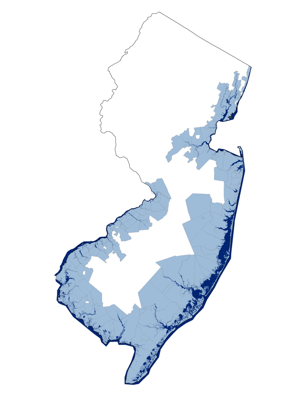 New Jersey Coastal Areas